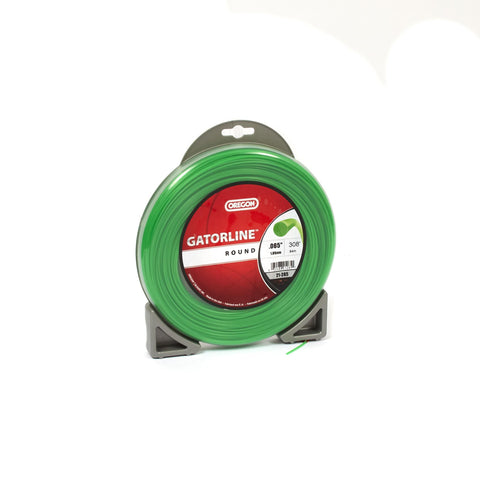 Oregon 21-265 Trimmer Line: Round Gatorline