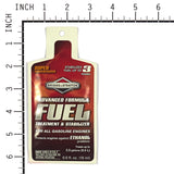 Briggs & Stratton 100126A Advanced Formula Fuel Treatment, 0.5 oz Pouch