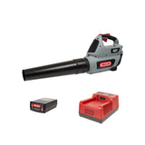 Oregon 586646 40V MAX BL300 Handheld Blower Kit with 6.0 Ah Battery Pack and Rapid Charger