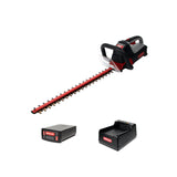 Oregon 585212 40V MAX HT250 Hedge Trimmer Kit with 4.0 Ah Battery Pack and Standard Charger