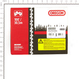 Oregon 20LPX100U PowerCut™ Saw Chain, 100ft Reel