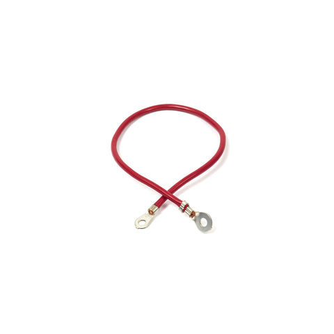 "Briggs & Stratton 7019326YP Positive Wire (Red, 17"")"