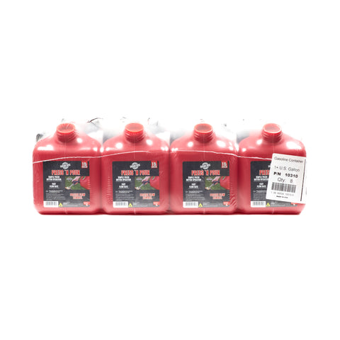 Briggs & Stratton GB310 GarageBoss Press 'N Pour 1+ Gallon Gas Can