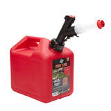 Briggs & Stratton GB320 GarageBoss Press 'N Pour Gas Can, 2+ Gallon