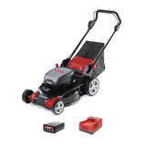 Oregon 591078 40V MAX LM400 Lawnmower with 6.0 Ah Battery and C750 Rapid Charger
