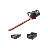 Oregon 558812 40V MAX HT250 Hedge Trimmer Kit with 2.4/2.6 Ah Battery Pack