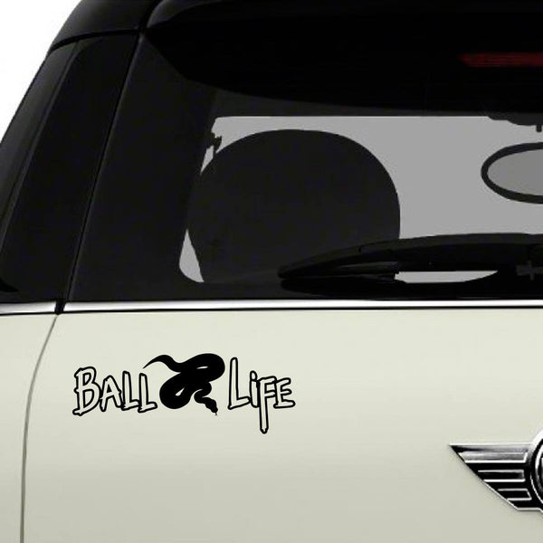 Ball Life Decal
