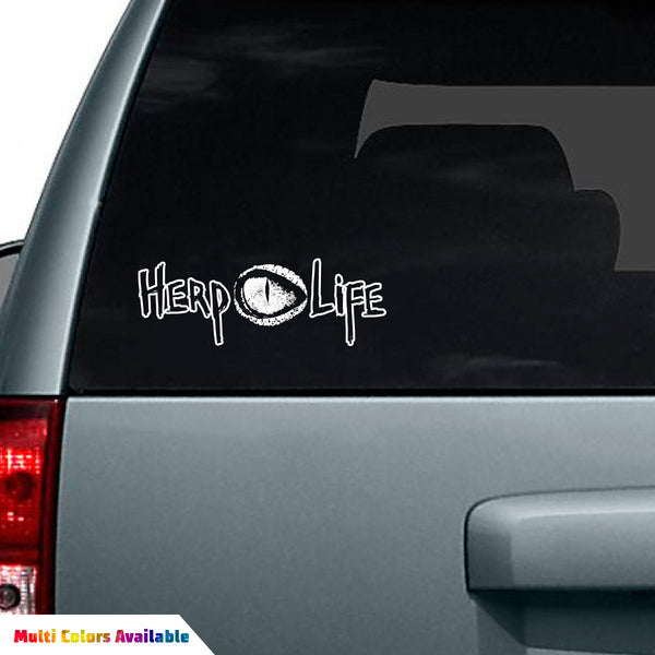 Herp Life Decal (Vinyl)