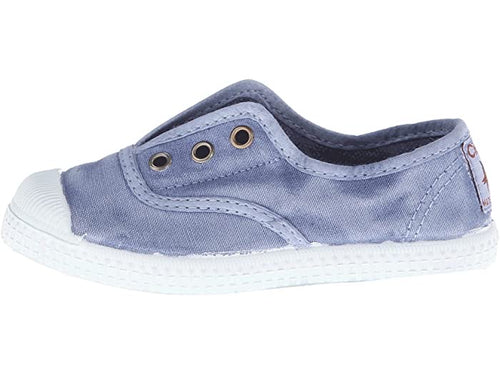 Washed Denim Toddler / Youth Unisex Sneaker