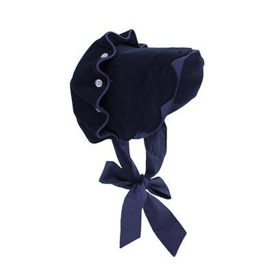 Beaufort Bonnet Birdie Bonnet Nantucket Navy