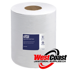 CENTERPULL PAPER TOWEL HQ TORK 2 PLY 121201 590 SHEETS