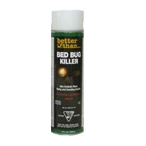 BED BUG BLASTER BETTER THAN AEROSOL CAN