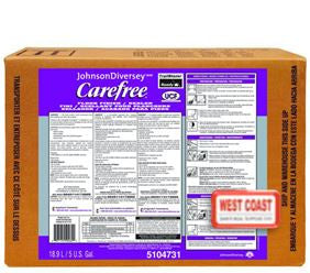 FLOOR FINISH JOHNSON DIVERSEY SEALER CAREFREE MATTE FINISH 20L