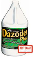 NUETRAL pH AVMOR DAZODET FLOOR CLEANER 4L