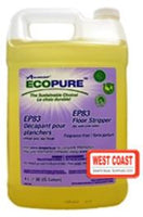 COMMERCIAL FLOOR STRIPPER ECOPURE EP83 ECOLOGO CERTIFIED