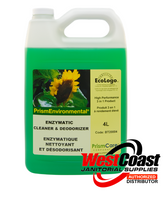 PRISMCARE ENZYMATIC CLEANER & DEODORIZER 4L