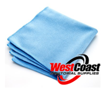 MICRO FIBER GLASS CLEANING CLOTH