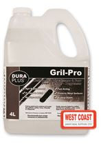OVEN, GRILL, FRYER HOOD CLEANER DURA PLUS GRILL PRO