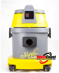 JOHNNY VAC 4 GALLON WET/DRY VACUUM