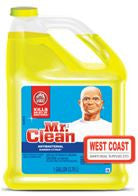 PROCTER & GAMBLE MR.CLEAN ALL PURPOSE DISINFECTANT CLEANER 5.38L