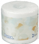 STANDARD ROLL TOILET PAPER PUREX PREMIUM 506 SHEETS X 60 ROLL 2-PLY 05705