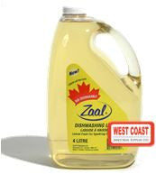 POT AND PAN DETERGENT ZAAL ECONOMY 4L