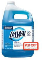 POT AND PAN DETERGENT DAWN COMMERCIAL 4L