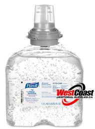 AUTOMATIC HAND SANITIZER REFILL PURELL TFX 5770 GEL SANITIZER 1250ML X 4 BOTTLES