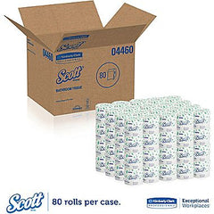 STANDARD ROLL TOILET PAPER SCOTT KC PROFFESIONAL 506 SHEETS X 80 ROLL 2-PLY 04460