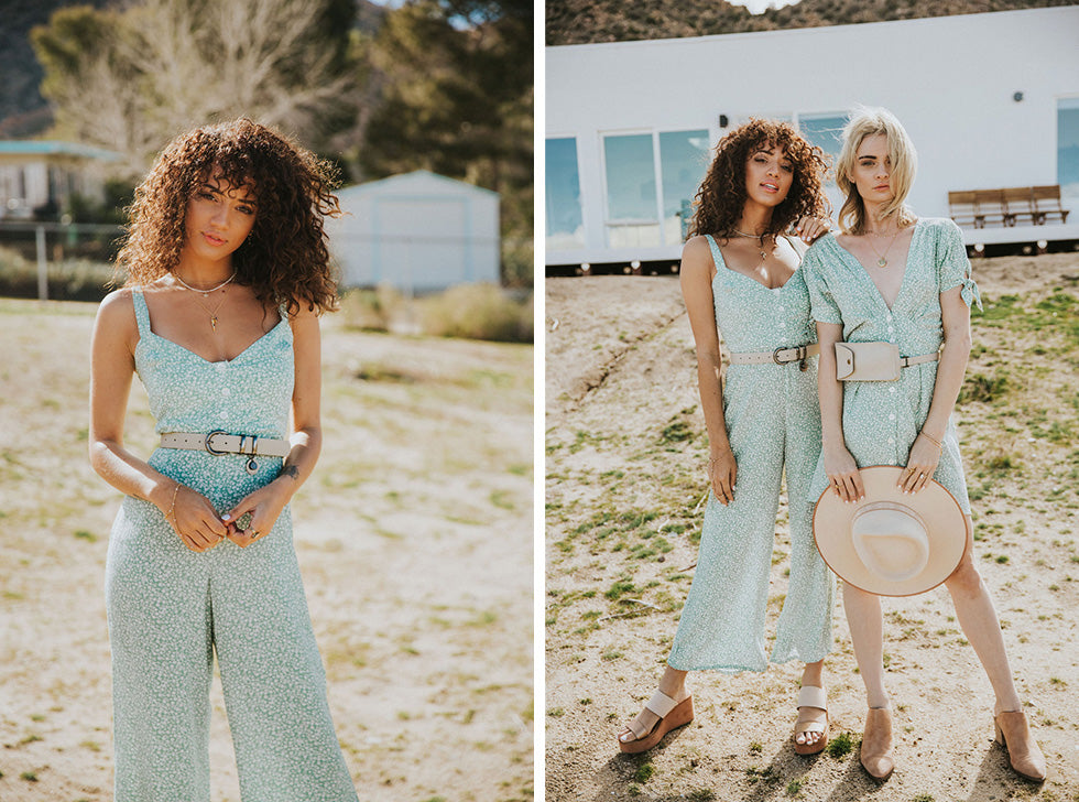 Mojave Bloom Lookbook