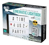 Cinematic Lightbox