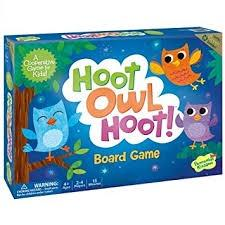 HOOT HOOT OWL GAME