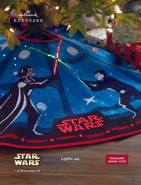 STAR WARS TREE SKIRT