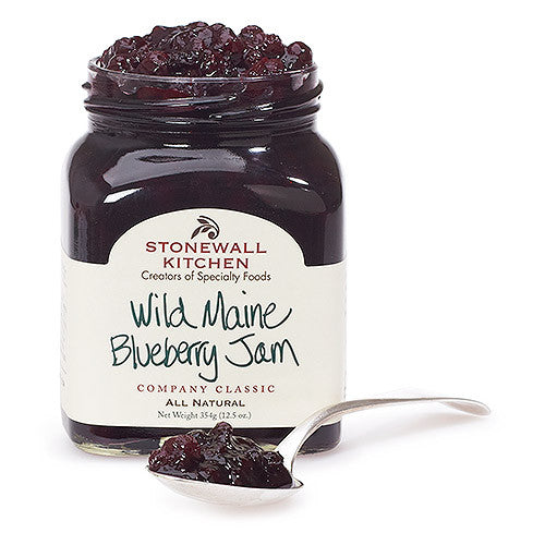 stonewall kitchen wild blueberry jam