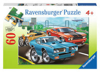 Puzzle Muscle Cars 60 pc