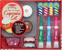 Bake and Decorate Cupcakes Melissa and Doug