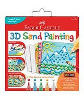 3 D Sand Painting