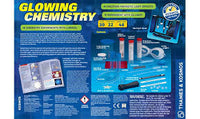 glowing chemistry back of box