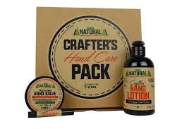 Crafters Hand care kit sams natural