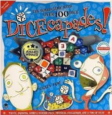 dicecapades game
