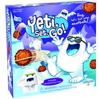 Yeti set go game