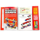 lego chain reaction book inside look