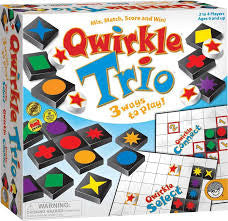 quirkle trio game