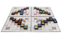 quirkle trio game board