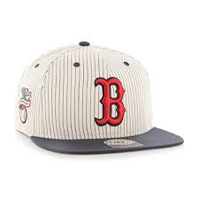 Red Sox Hat Pinstripe