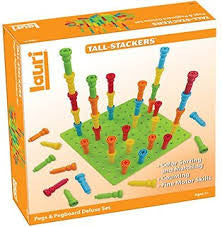 stackers peg board