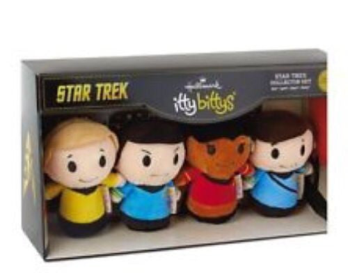 Itty Bitty Star Treck limited edition set