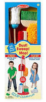 sweep and mop set
