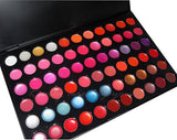 66 Colour Lip Palette