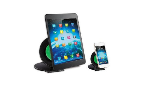 Gadget Grab (2 Pieces) - Innovative Holders for Tablet and Phone (Video)